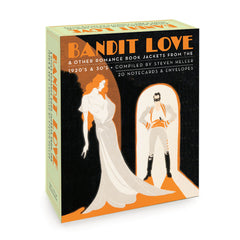 Bandit Love Boxed Notecards or Postcards