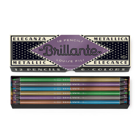 Brillante Colored Pencils