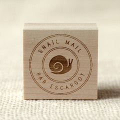 Snail Mail Stamp & Pad