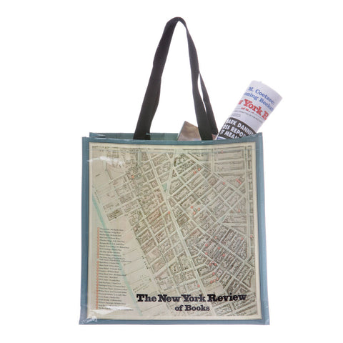 Literary Greenwich Village Tote