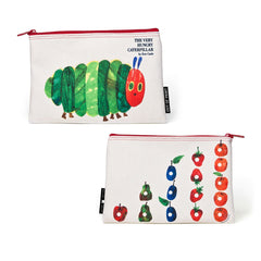 The Very Hungry Caterpillar Literary Pouch