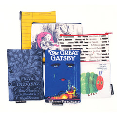Literary Pouches