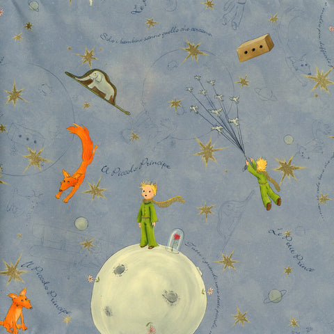The Little Prince Wrapping Paper