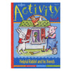 Helpful Rabbit Activity Book