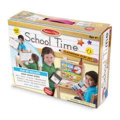 School Time Classroom Play Set