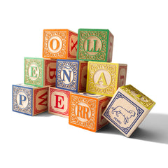 Spanish ABC Blocks