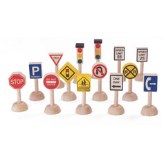 Traffic Signs & Lights