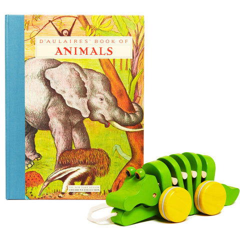 D'Aulaires' Book of Animals & Dancing Alligator