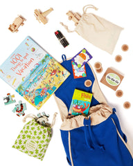 Activity Backpack for Young Travelers (Ages 4-6)
