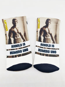calcetines arnold is numero uno