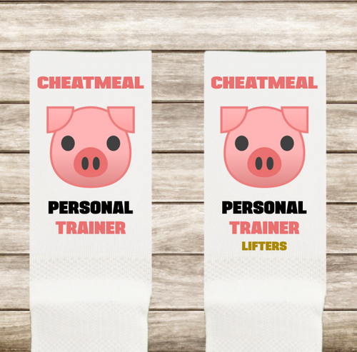 CHEATMEAL PERSONAL TRAINER WHITE