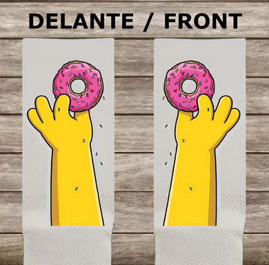 Calcetines DONUT HOMER