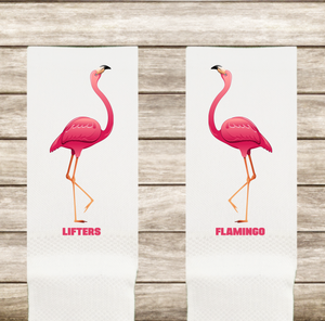 Calcetines FLAMINGO WHITE