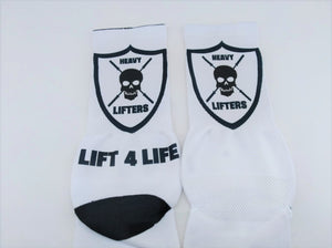 Calcetines LIFT 4 LIFE - HEAVY LIFTERS