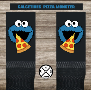 Calcetines PIZZA MONSTER