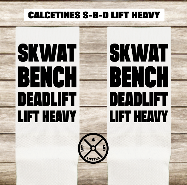 Calcetines powerlifting