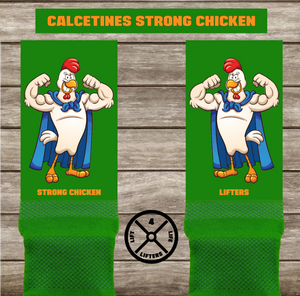 Calcetines STRONG CHICKEN