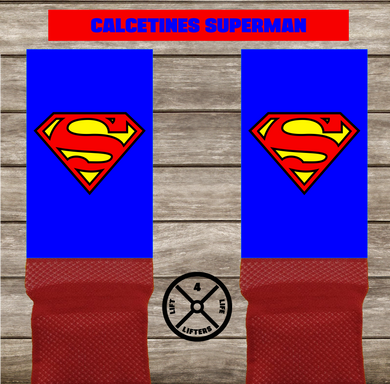 Calcetines SUPERMAN LOGO