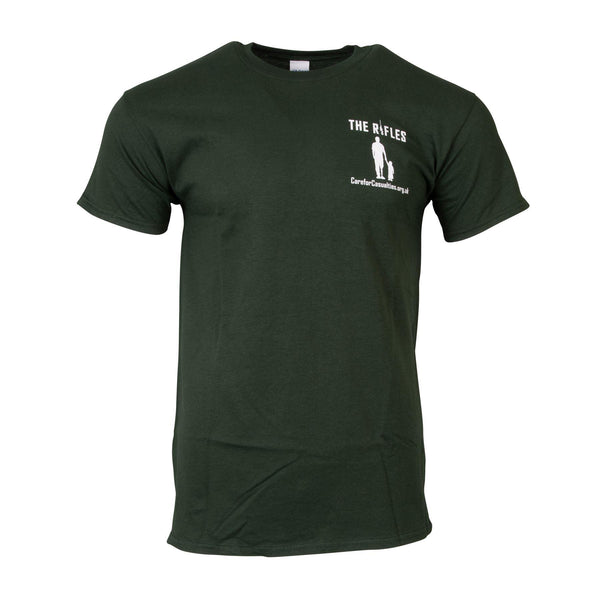 Rifles Green - Care for Casualties T-Shirt