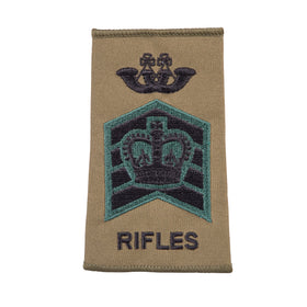 Bugle Major Rank Slides