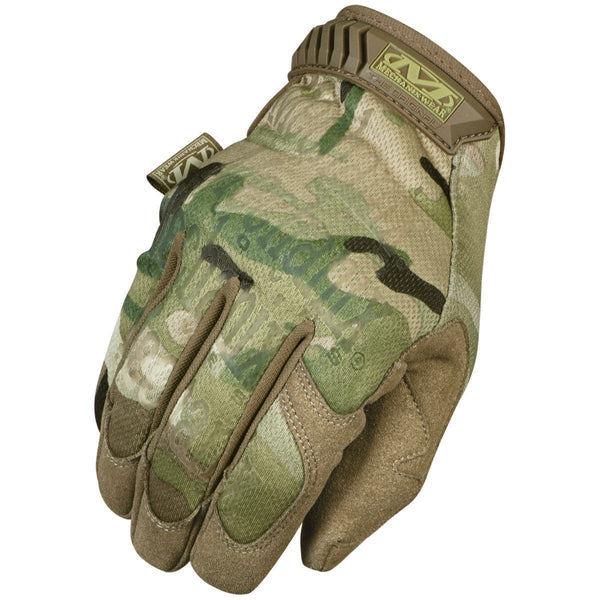 Mechanix Combat Gloves Small / Multicam Mechanix Black Original Covert Black Glove