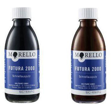 Morello Futura 2000 Black Boot Paint