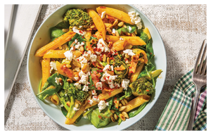 Red Pesto Penne Salad