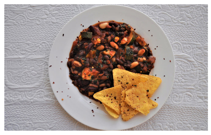 Tex-Mex Bean Chilli