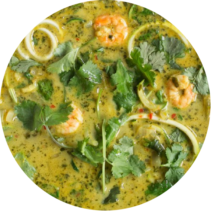 Prawn Thai Green Curry