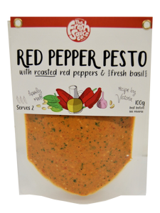 Red Pepper Pesto