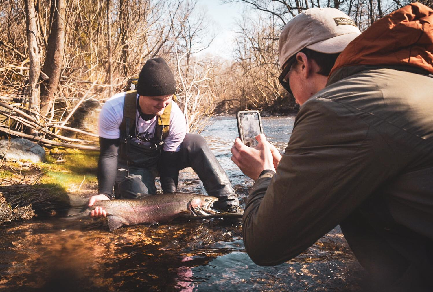 Trout Photography 101