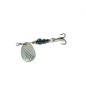 Black Lightning Trout Spinner