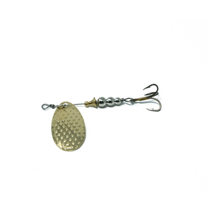 Gold/Silver Trout Spinner