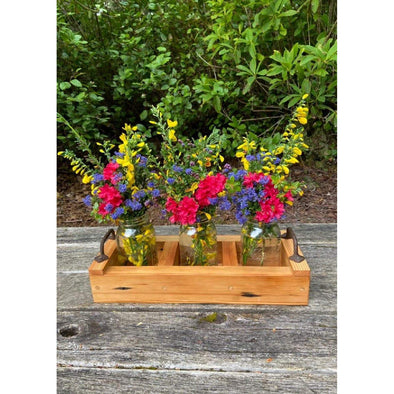 Farmhouse Bouquet Crate
