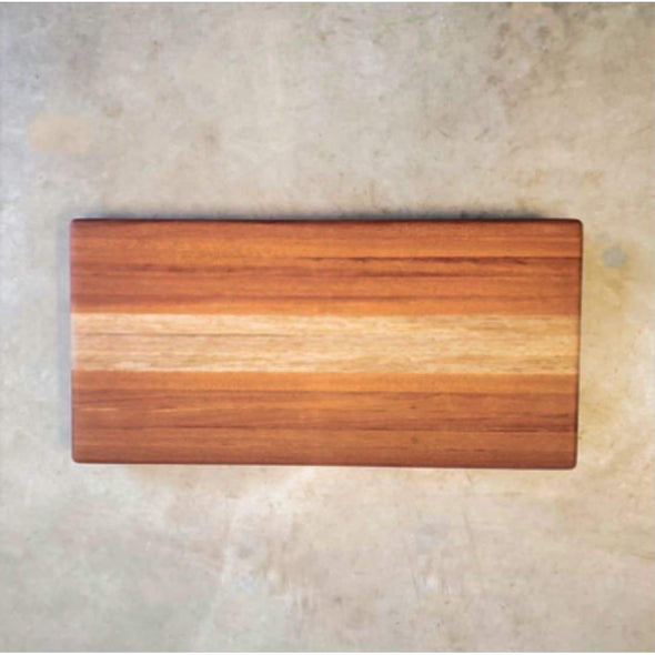 Jatoba Edge Grain Cutting Board - Todd Alan Woodcraft