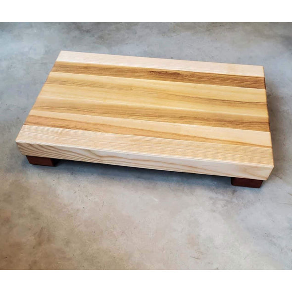 "The ""Kick Ash"" Cutting Board - Todd Alan Woodcraft"