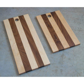 Maple Walnut Simple Boards - Todd Alan Woodcraft