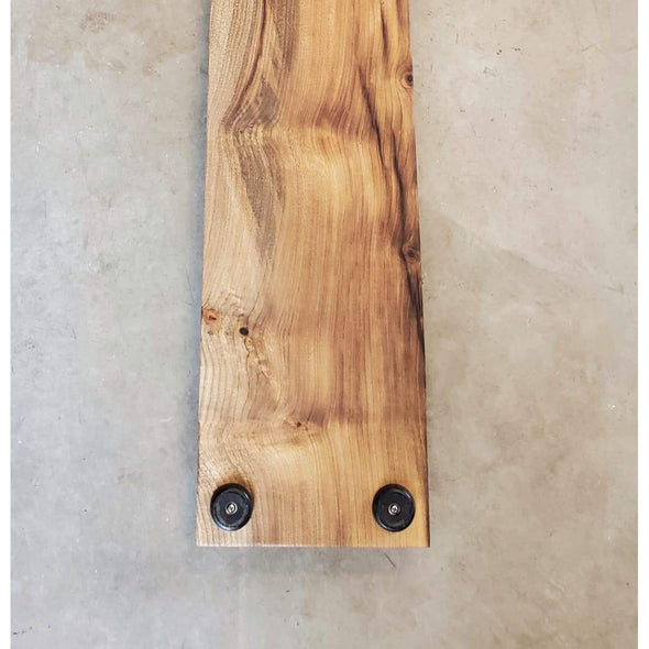 Myrtle Wood Grazing Board - Todd Alan Woodcraft