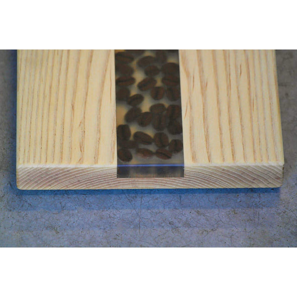 Java Serving Board - Todd Alan Woodcraft