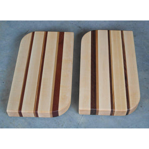 Radius Corner Cutting Board. - Todd Alan Woodcraft