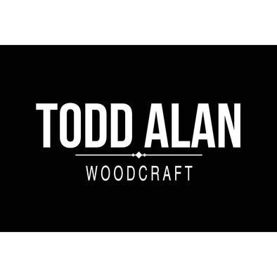 Todd Alan Woodcraft Gift Card - Todd Alan Woodcraft