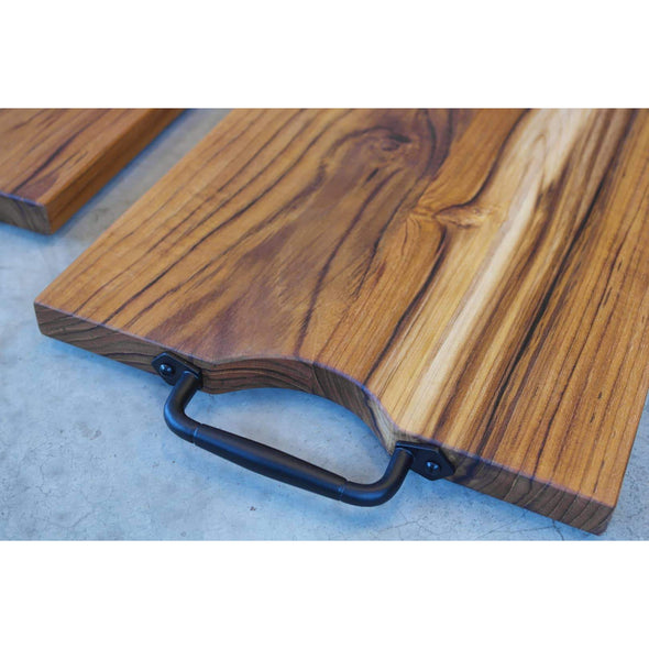 Plantation Teak Serving/Charcuterie Boards - Todd Alan Woodcraft