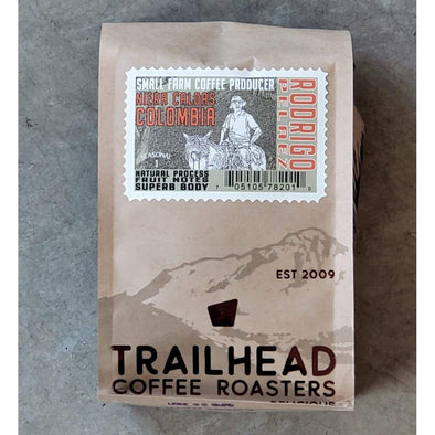 Trailhead Coffee Roasters - Todd Alan Woodcraft