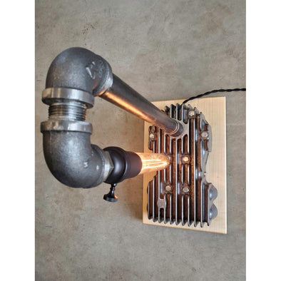 Valve Cover Lamp - Todd Alan Woodcraft