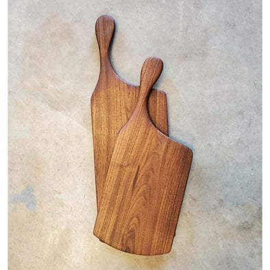 "Walnut ""Everyday"" Serving Board - Todd Alan Woodcraft"