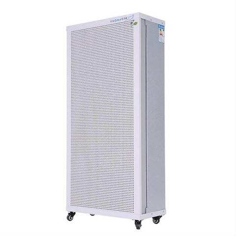 Air purifier for hotel supply