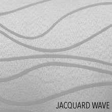 Load image into Gallery viewer, Jacquard Wave Decorative Top Sheet
