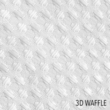 Load image into Gallery viewer, 3D Waffle Decorative Top Sheet