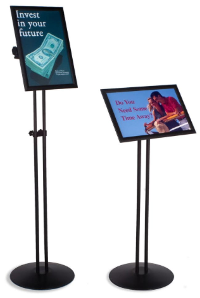 Sign Stands | Hotel Supply Canada | HYC Design