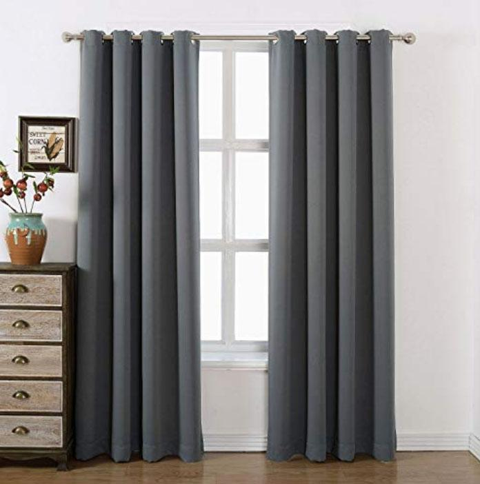 BLACK OUT DRAPERY Window Covering | HYC Design